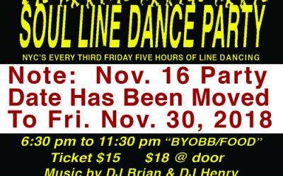 HSM Soul Line Dance Party