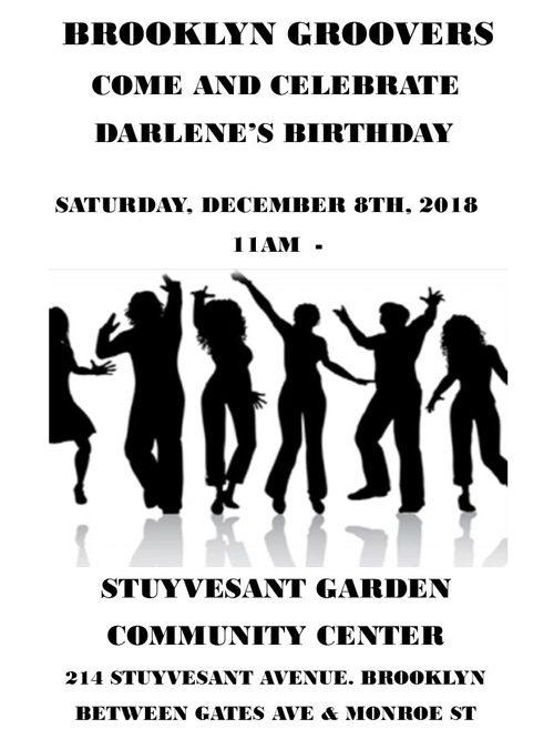 Darlene's Birthday Celebration!